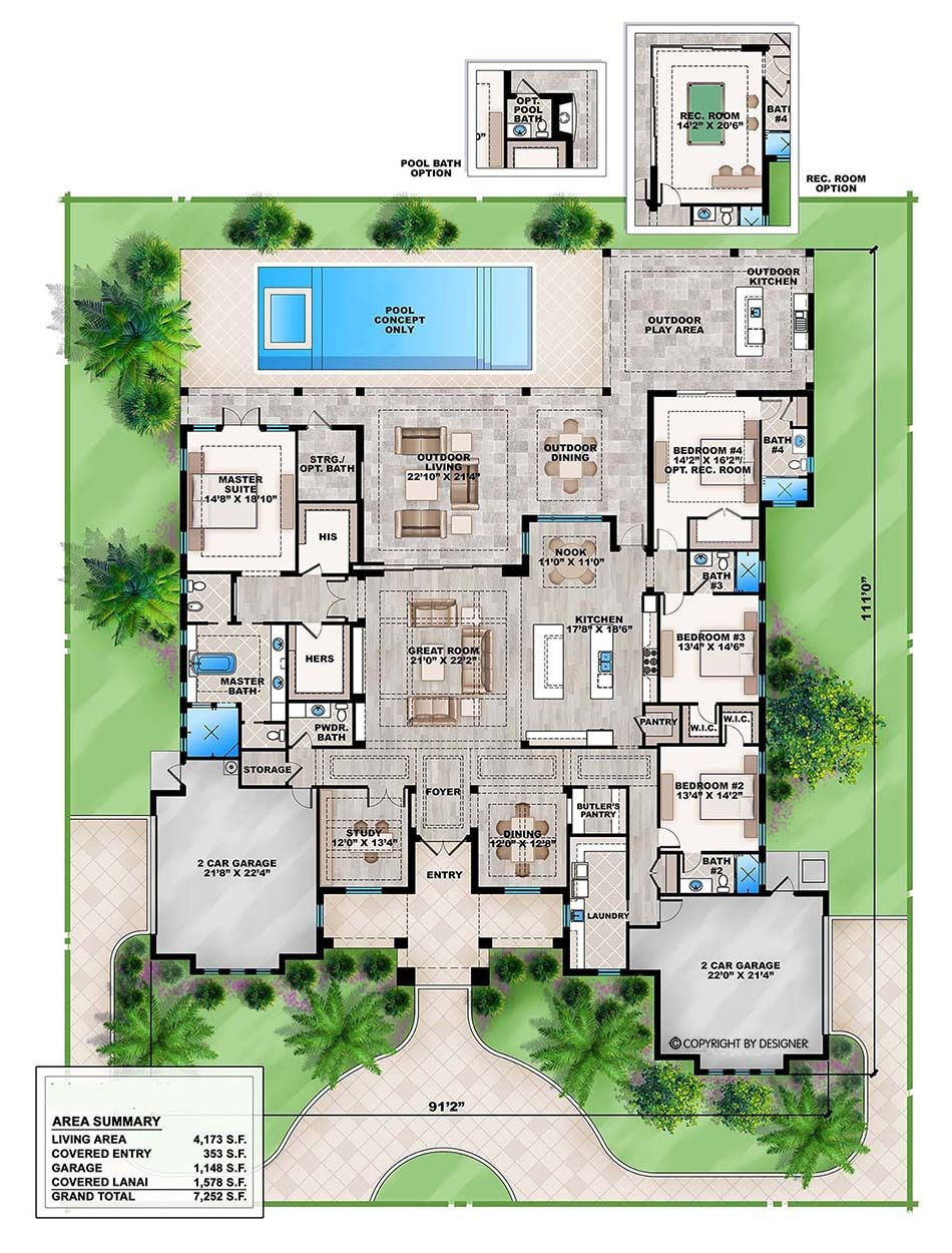 Distinctive House Plans Contemporary Modern House Plans Style House Plan 4 Bed Florida House Plans Contemporary House Plans Mediterranean Style House Plans