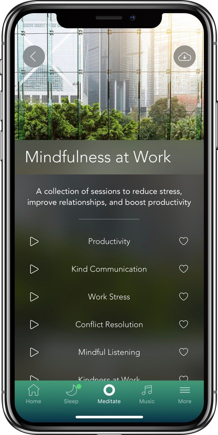 The Calm Booth in 2020 (With images) Mindfulness at work