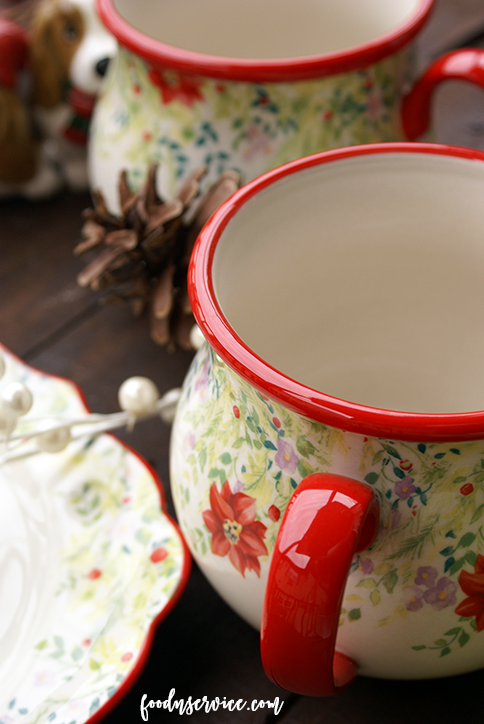 Ree Drummond has released her Holiday Dinnerware collection at Walmart! I love the Pioneer Woman and her aesthetics in design! I love her and need every ... & Ree Drummond has released her Holiday Dinnerware collection at ...