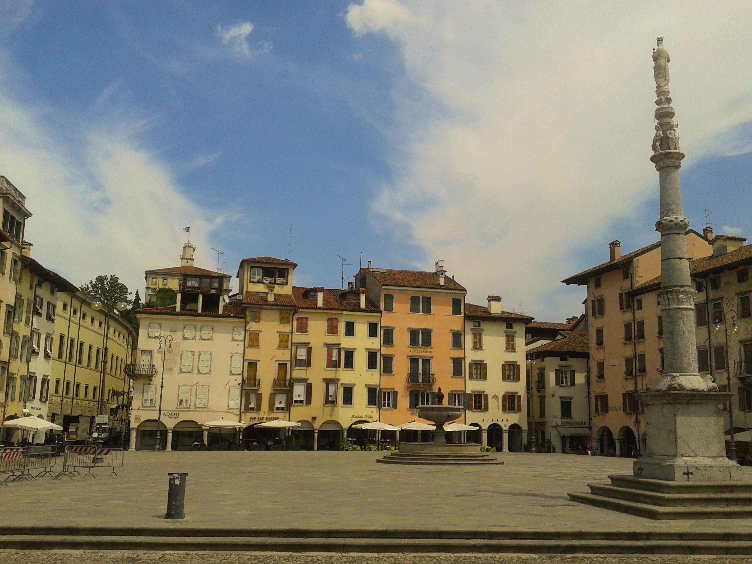 Udine...Italy ) Città, Avventura