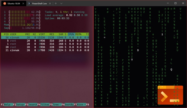 Microsoft updates Windows Terminal preview with multiple