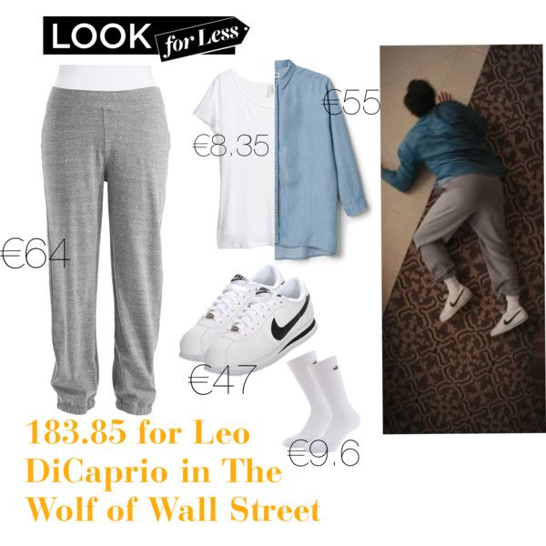 Nike Cortez Wolf Of Wallstreet