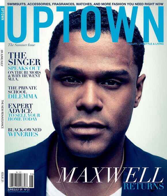 Maxwell covering Uptown | Covers - Old & New in 2019 | Neo