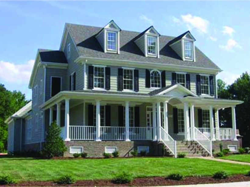 Eplans House Plan Southern Charm Can Be Seen Throughout