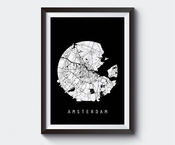 Map netherlands map world map maps black and white map holland amsterdam map netherlands map world map maps black and white map holland map minimal map black map gumiabroncs Gallery