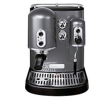 KitchenAid Espressomaschine \ - kitchenaid küchenmaschine artisan rot
