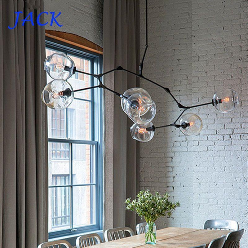 Pas cher Lindsey Adelman Lustres éclairage moderne lampe nouveauté