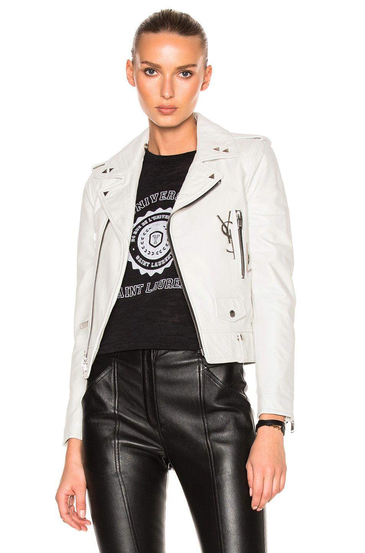 SAINT LAURENT . saintlaurent cloth Jackets, Leather