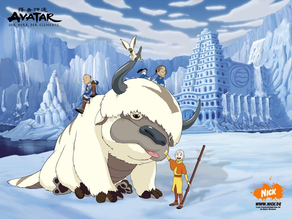 Info Series Avatar La Leyenda de Aang Avatar la leyenda