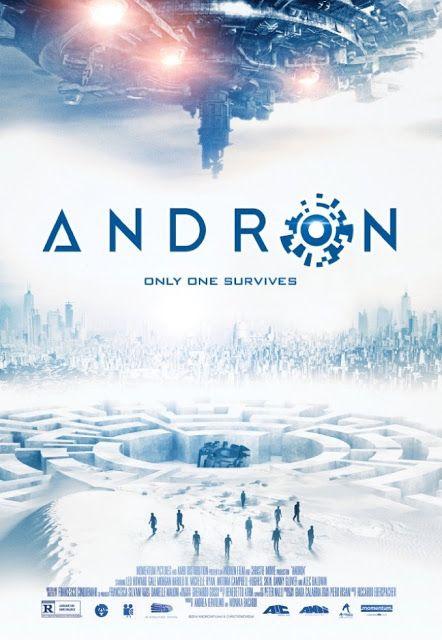 Galaxy Fantasy: Andron, un laberinto donde solo uno sobrevivirá