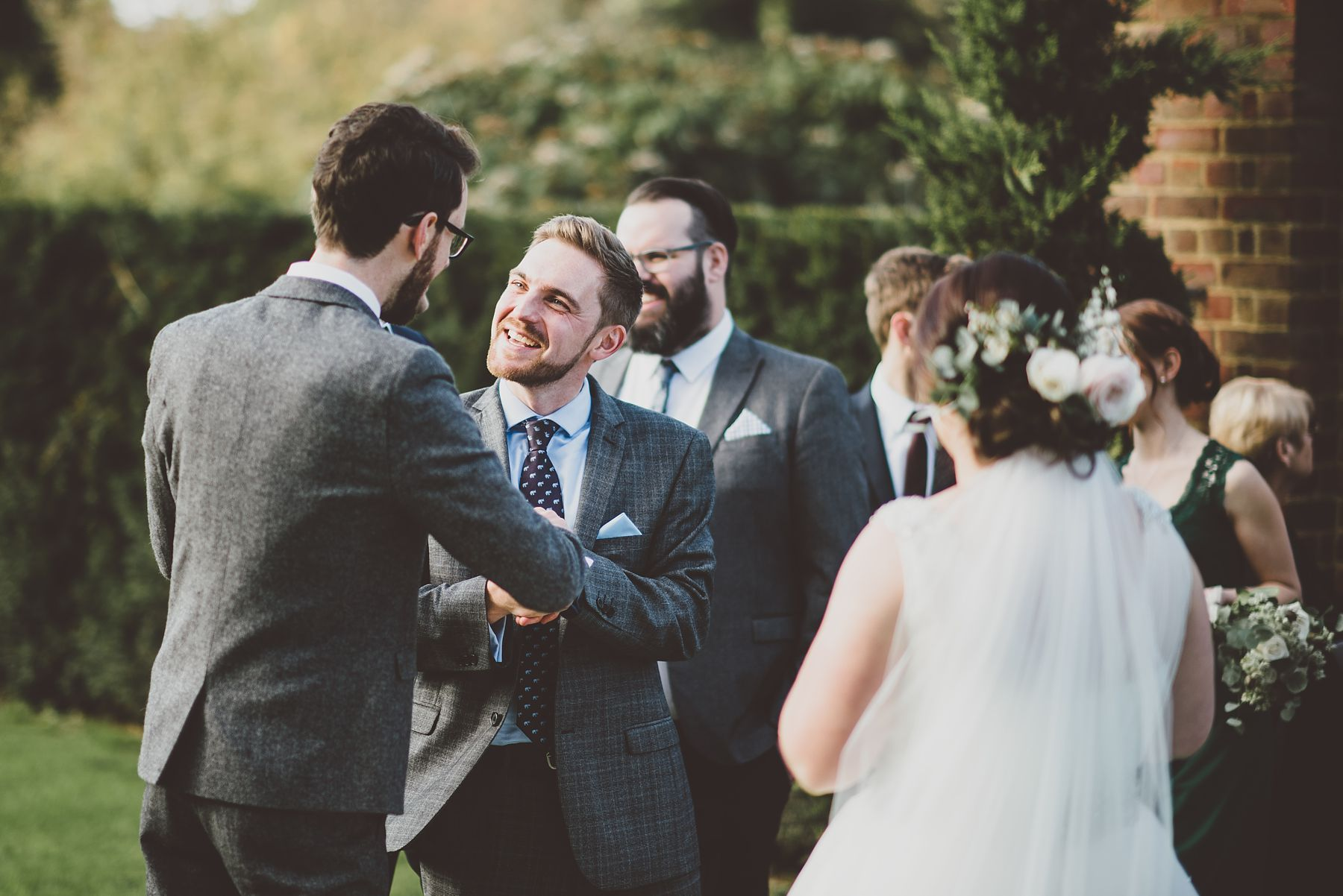 swarling manor wedding with emma and rob | copyright ross hurley