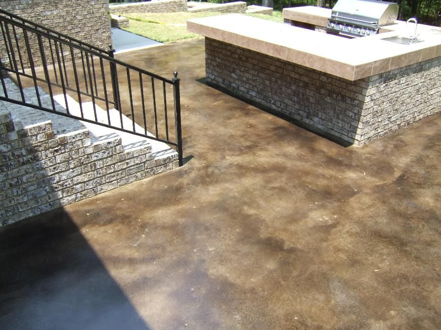 Our Concrete Contractors Offer Years Of Experience With Slab Flatwork,  Stamped U0026 Stained Concrete.