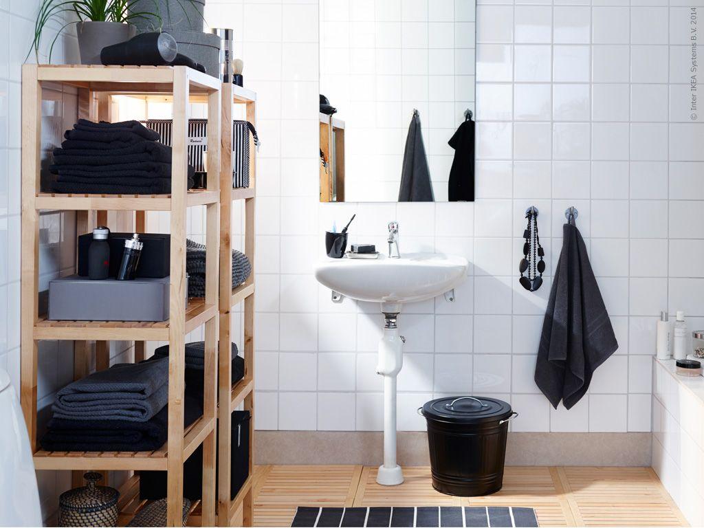 Bathroom inspiration from IKEA | bathroom. | Pinterest | Bathroom ... | {Badezimmermöbel set ikea 87}
