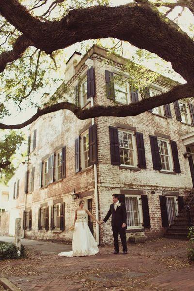 Real Weddings Devon Rob S Enchanting Savannah Wedding Intimate Small Blog Diy Ideas For And