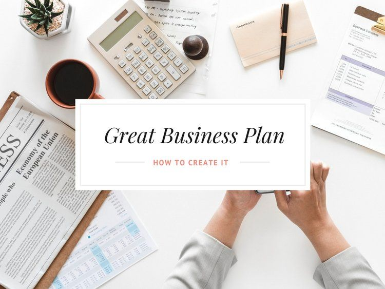 How to Create a Great Business Plan Meal Garden