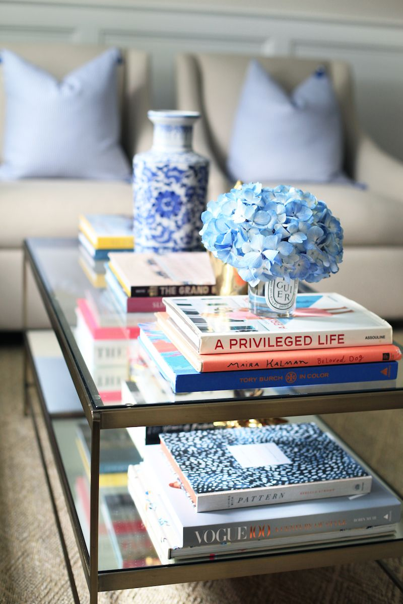 Decorating With Coffee Table Books Decorating Coffee Tables
