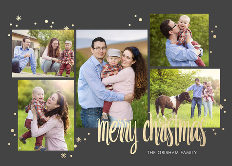personalized holiday cards select printing options and begin customizing your card for design 40157 - Costco Photo Christmas Cards