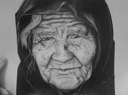 LuCc19 / Kreslenie portrétov :)