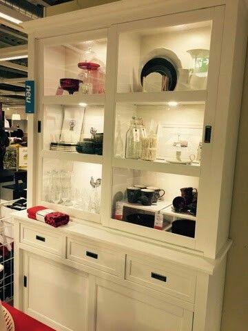 Buffetschrank weiß ikea  Ikea Larsfrid Buffetschrank | Büffetschrank | Pinterest ...