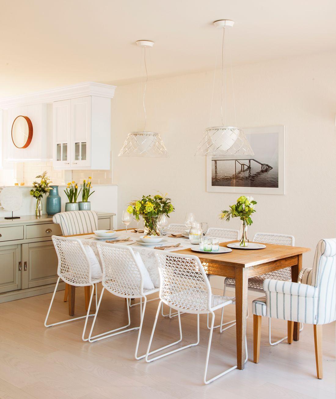 Sillas de honor | Diningrooms... | Comedores, Ikea comedor y Mesa ...