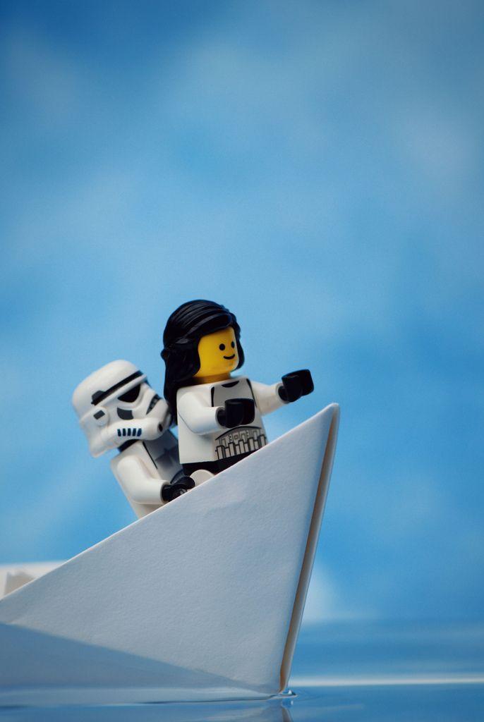 lego titanic star wars hehehe crer des images avec bonhomme lego pour chambre de petit
