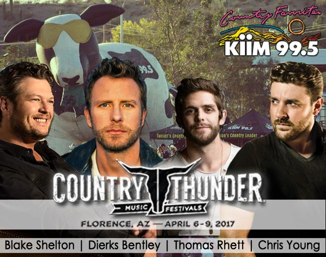Country Thunder 2017 Lineup Babsie Movie Posters