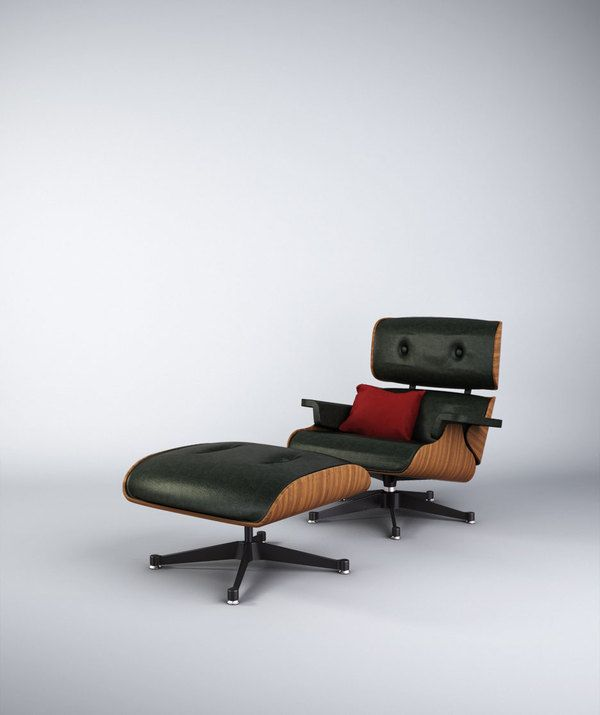 James Eames Lounge Chair James Eames Loung Chair By Mario Rombach, Via Behance (mit ...