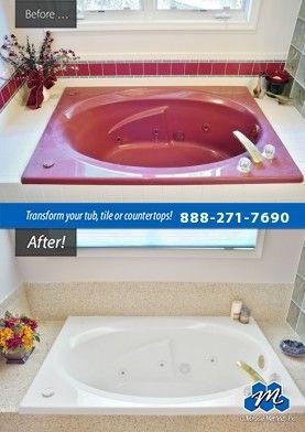 Don T Replace Refinish Bathtub Refinishing Do You Need To
