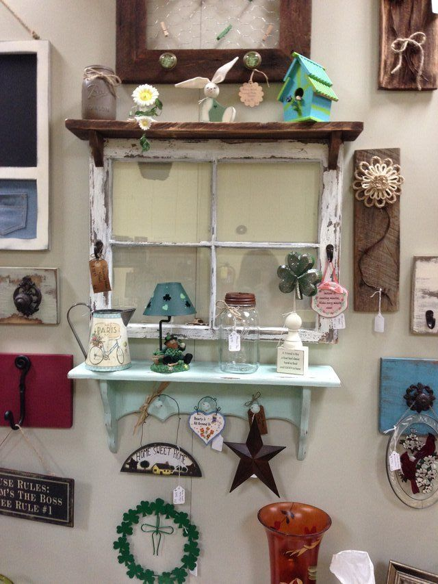 Reclaimed Window Home Decor For Sale On Robins Bookoo