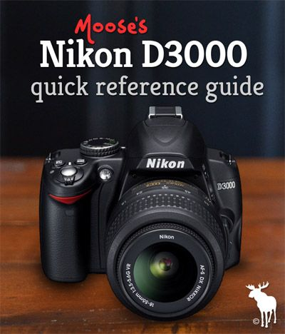 Nikon D3000 Quick Guide Tips Resources For Beginners Camera