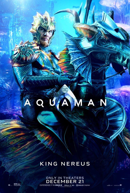Aquaman - Dolph Lundgren as King Nereus | Aquaman film, Aquaman, Aquaman  2018
