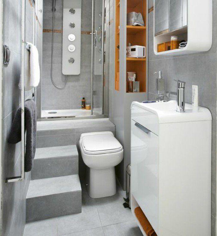 Comment Aménager Une Salle De Bain M Small Bathroom And House - Comment amenager une petite salle de bain