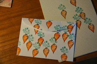 Stempel Rübe Umschlag vom Blog mir geht ein Licht auf