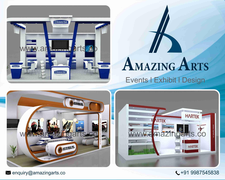D Exhibition Stall Designer Job : Exhibition stall designer india