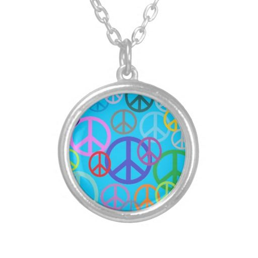 Peace Everywhere necklace
