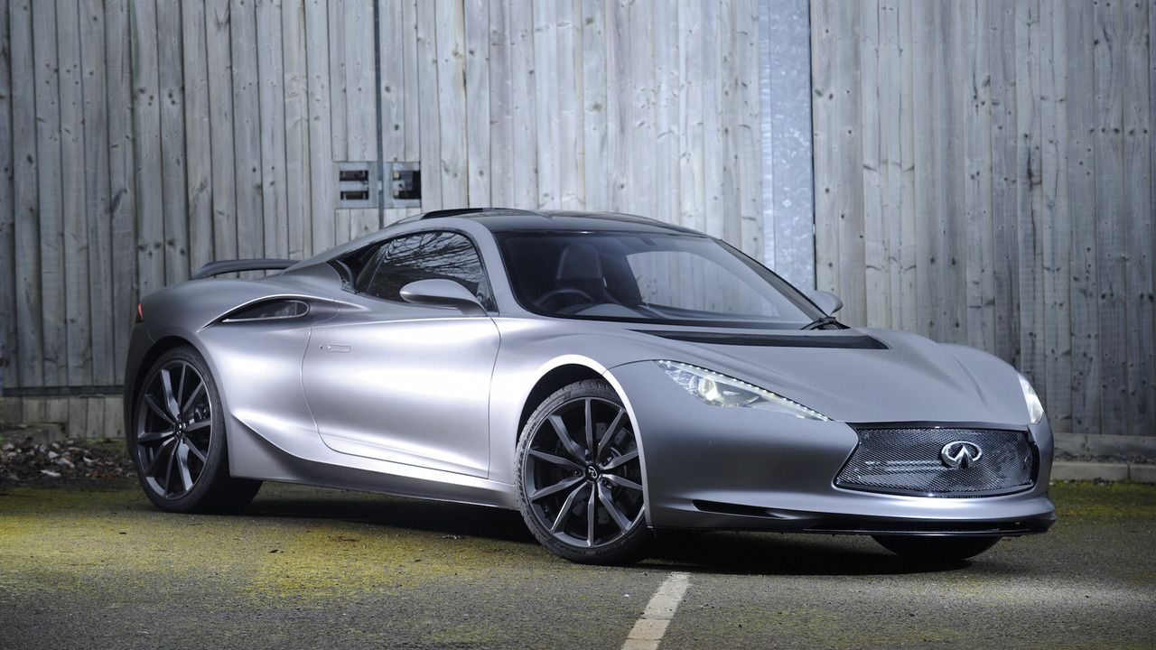 Infiniti Electric Sports Car Might Become A Real Thing By 2020