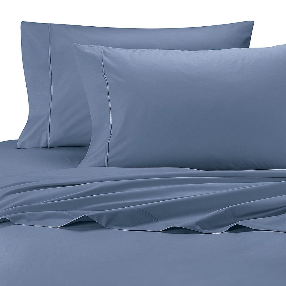 Ultimate Percale Long Staple Cotton Dual California King Sheet Set