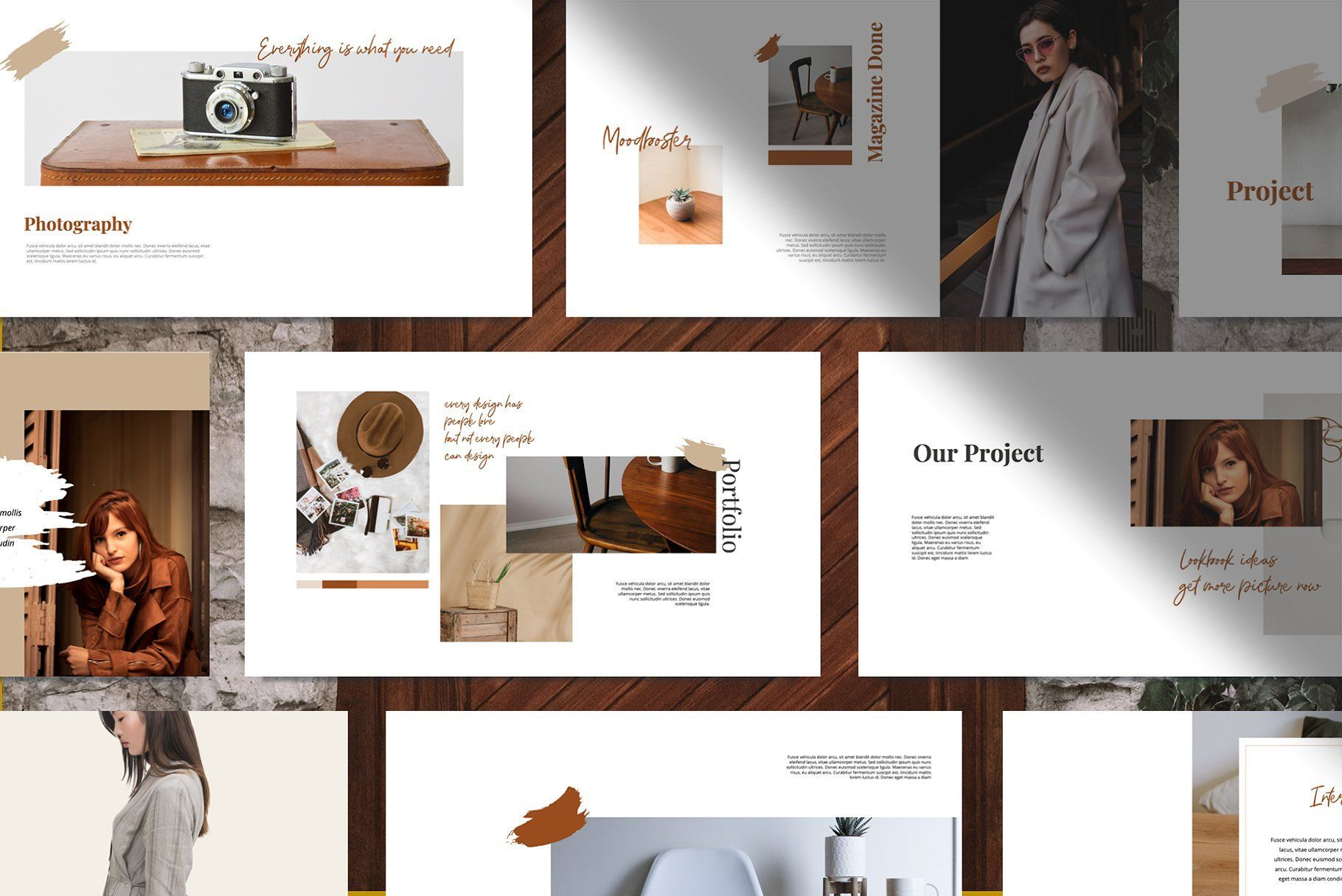 phovia powerpoint template a professional ultra modern and rh co pinterest com