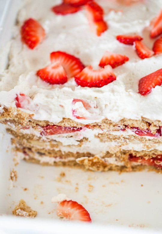 How To Make a No-Bake Icebox Cake — Cooking Lessons from The Kitchn