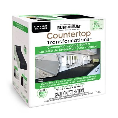 Rust Oleum Interior Paint 29011 Countertop Transformations Mica