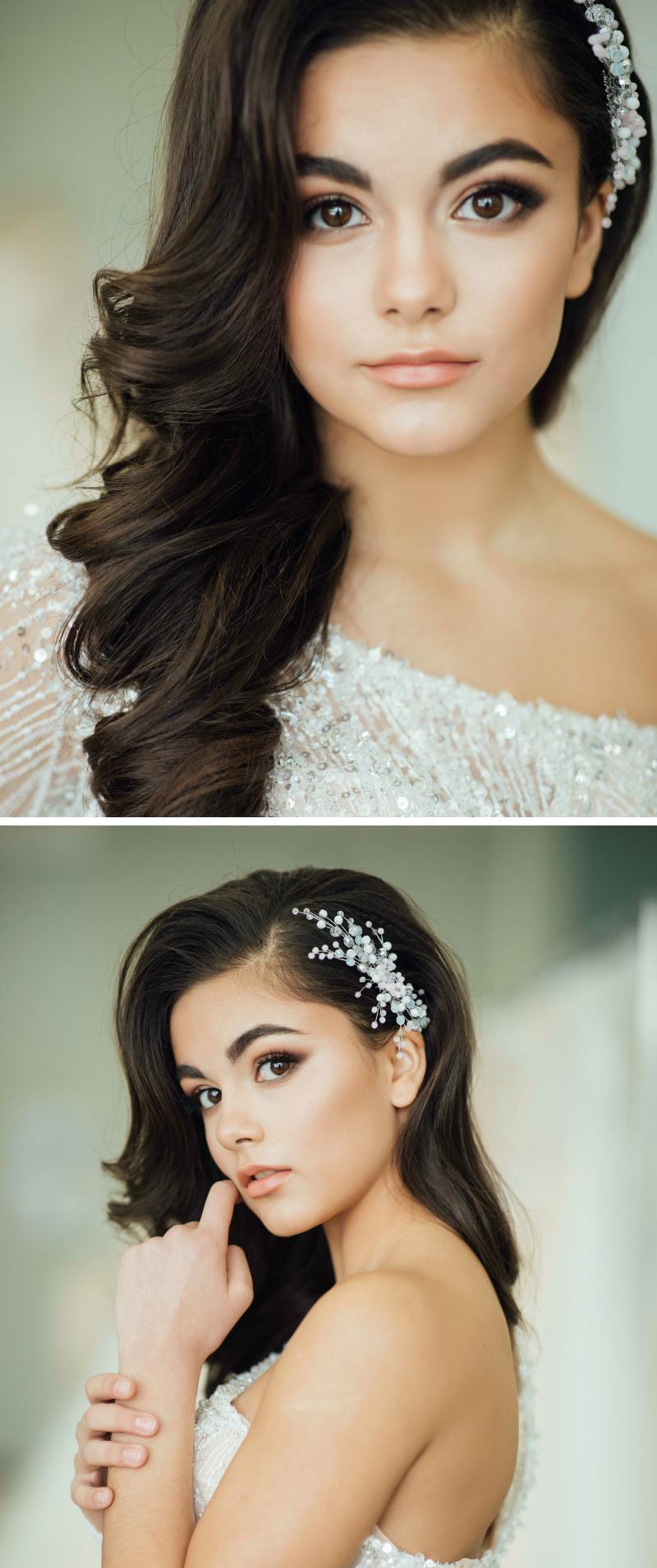 Brautfrisur an der Seite tragen? 30 stilvolle Ideen – Hochzeitsbox