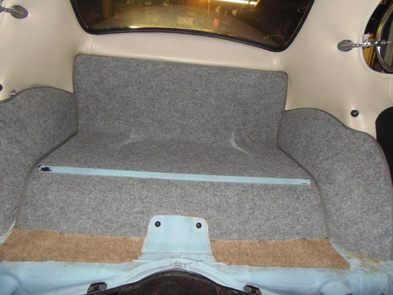 67 Beetle Parcel Tray Carpet Installation Carpet Installation Beetle Plastic Carpet Runner