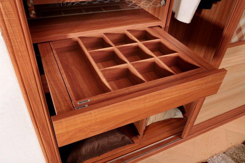 Lattice Pullout Wardrobe closet, Particle board, Furniture