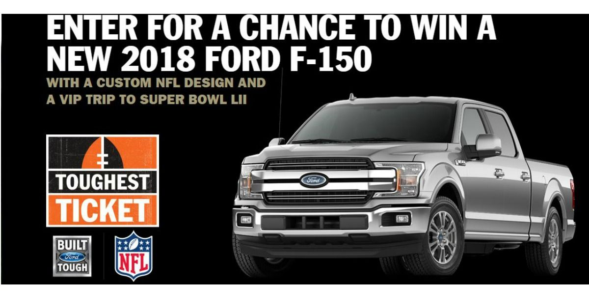 Car giveaway sweepstakes 2018 super
