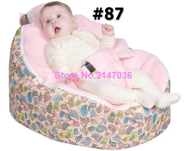 Outstanding Pink Birdie Baby Bean Bag Baby Bed Bag Baby Sleeping Bag Machost Co Dining Chair Design Ideas Machostcouk