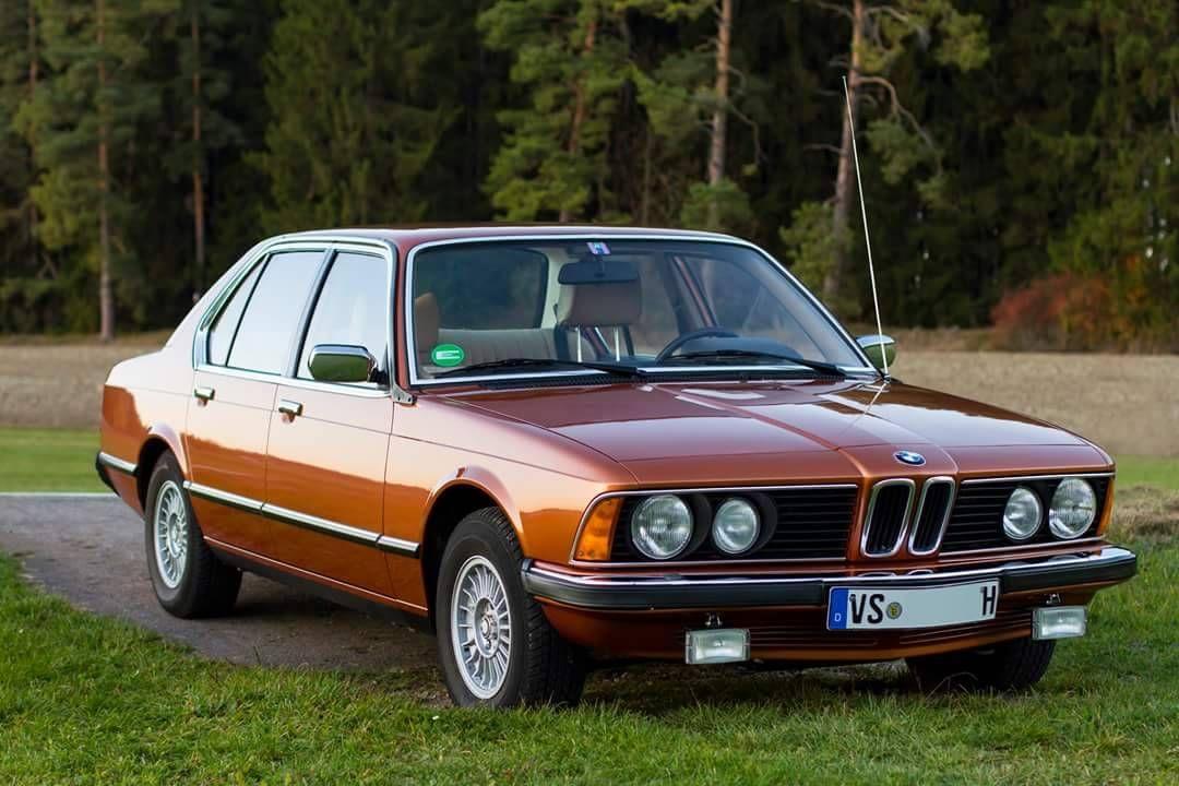 Bmw 7 Series E23 Classic European Cars Bmw 7 Series Bmw Series