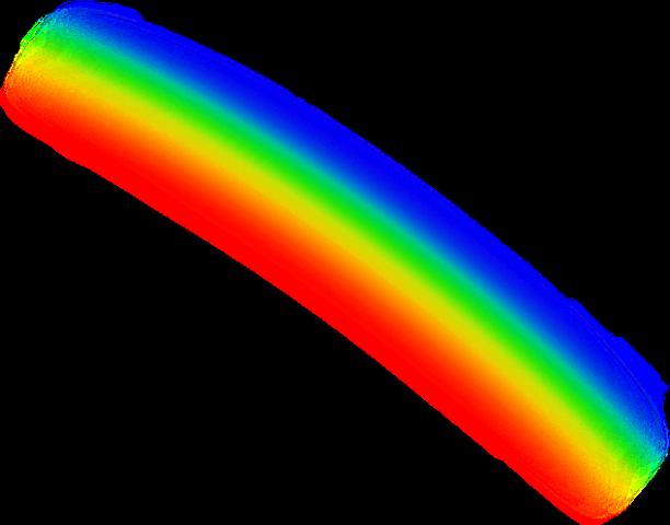 Popular And Trending Desktop Stickers Rainbow Png Overlays Picsart Overlays Transparent Background