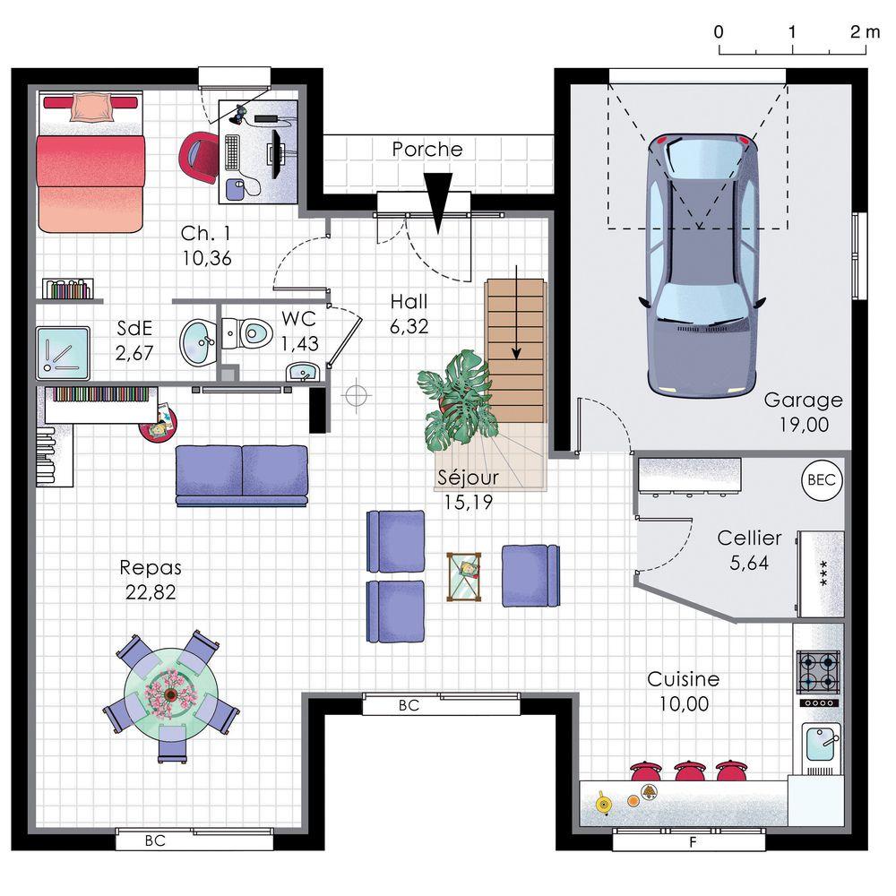 Construire Sa Maison En Bois: Maison Familiale 9