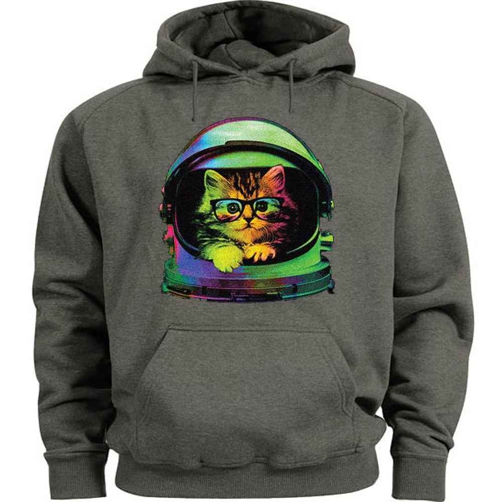 Cats Gildan Hoodie Sweatshirt