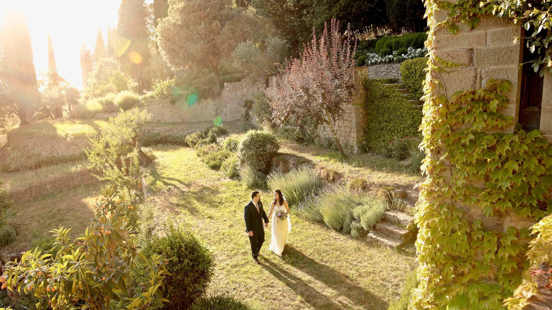 Villa Le Fontanelle Wedding Villa